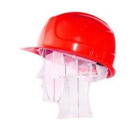Каска защитная UVEX Термо Босс 9754 красная