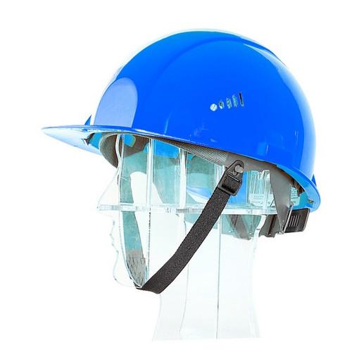 Каска защитная РОСОМЗ СОМЗ-55 Фаворит синяя