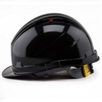 Каска защитная РОСОМЗ RFI-3 BIOT черная