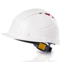 Каска защитная РОСОМЗ RFI-3 BIOT белая
