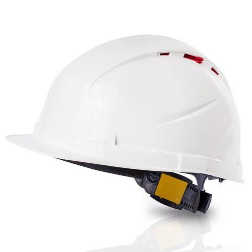 Каска защитная РОСОМЗ RFI-3 BIOT ZEN белая 72317