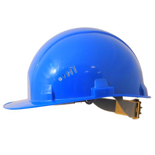 Каска защитная РОСОМЗ СОМЗ 55 Фаворит Рапид синяя 75718
