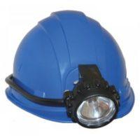 Каска шахтерская РОСОМЗ СОМЗ-55 Хаммер синяя