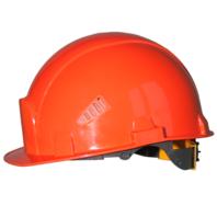 Каска защитная РОСОМЗ СОМЗ-55 ВИЗИОН оранжевая