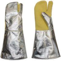 Трехпалые перчатки ALWIT 500ºС / 1300ºС