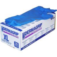 Перчатки латексные DERMAGRIP HIGH RISK PF