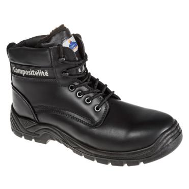 Ботинки защитные на меху PORTWEST Compositelite S3 CI PW-FC12