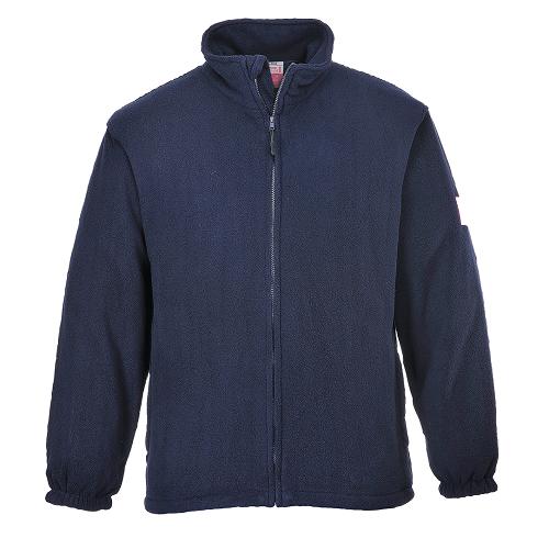 Огнестойкая антистатическая флисовая куртка PORTWEST PW-FR30