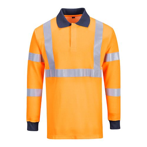 Огнестойкая рубашка поло PORTWEST RIS PW-FR76