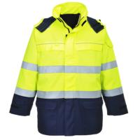 Куртка светоотражающая с защитой от эл. дуги PORTWEST Bizflame Multi Arc PW-FR79