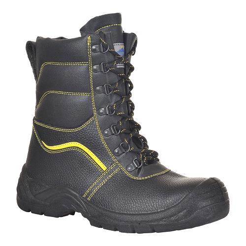 Ботинки защитные на меху PORTWEST Steelite S3 CI PW-FW05