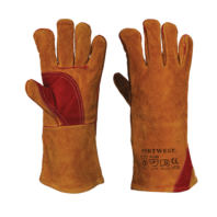 Прочные перчатки для сварки PORTWEST A530