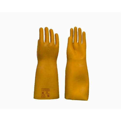 АЗРИ Перчатки резиновые диэлектрические АЗРИЭЛЕКТРО класс 1