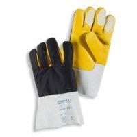 Перчатки TEMPEX нейлон/кожа с накладками