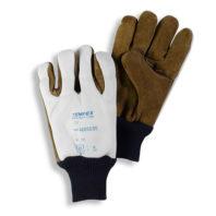 Перчатки TEMPEX из кожи наппа/трикотаж