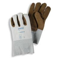 Перчатки TEMPEX из кожи наппа