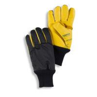 Перчатки TEMPEX кожа/трикотаж
