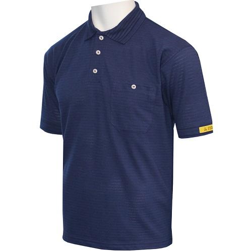 Мужская рубашка-поло TEMPEX CONDUCTEX с коротким рукавом