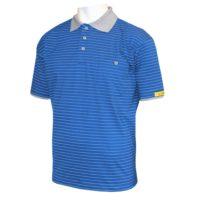 Мужская рубашка-поло TEMPEX CONDUCTEX с коротким рукавом двухцветная