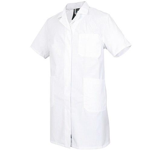 Рабочий халат CONDUCTEX с коротким рукавом
