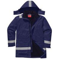 Огнестойкая антистатическая зимняя куртка PORTWEST PW-FR59