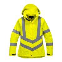 Женская светоотражающая воздухопроницаемая куртка PORTWEST PW-LW70