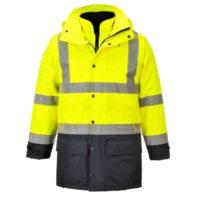 Светоотражающая куртка PORTWEST  Executive 5-в-1 PW-S768