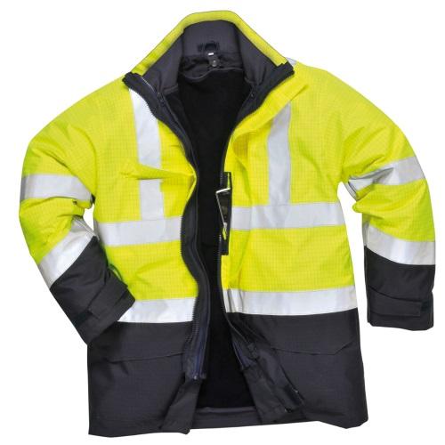 Мультизащитная светоотражающая куртка PORTWEST Bizflame PW-S779