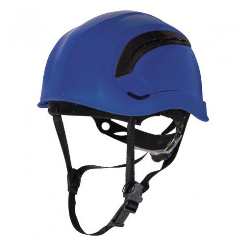 Вентилируемая защитная каска из АБС DELTA PLUS GRANITE WIND - Горный стиль