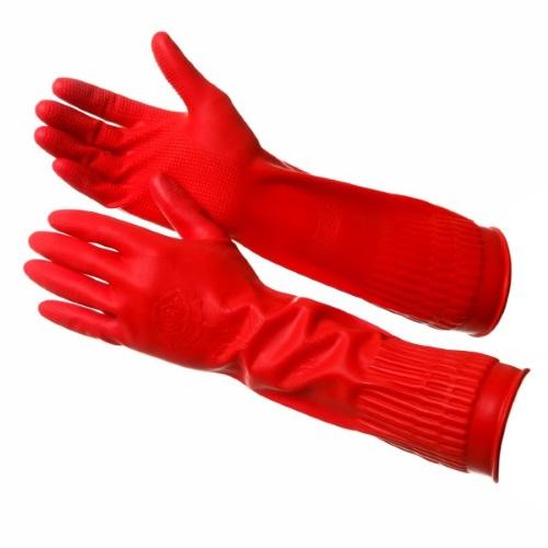 Перчатки хозяйственные GWARD ROSE удлиненные