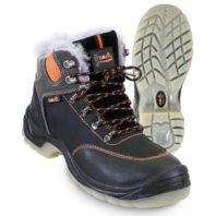 Ботинки АКТИВ ПУ-ТПУ нат. мех 04282