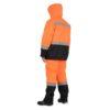 Костюм МАГИСТРАЛЬ-УЛЬТРА зимний: куртка, п/комб. оранжевый с черным тк. Гретта 03747