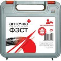 Аптечка ФЭСТ автомобильная новый состав 77136