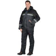 Куртка ГАСТАРБАЙТЕР-3 зимняя рабочая мужская 114727