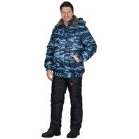 Куртка СИРИУС ПОЛЮС камуфляж 104003
