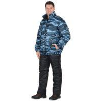 Куртка ШТУРМ-ЛЮКС КМФ камуфляж 103284