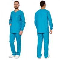 Комплект мужской брюки и блуза универсальный 169406