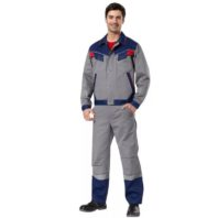 Летний костюм МЕГАПОЛИС мужской (куртка+брюки)