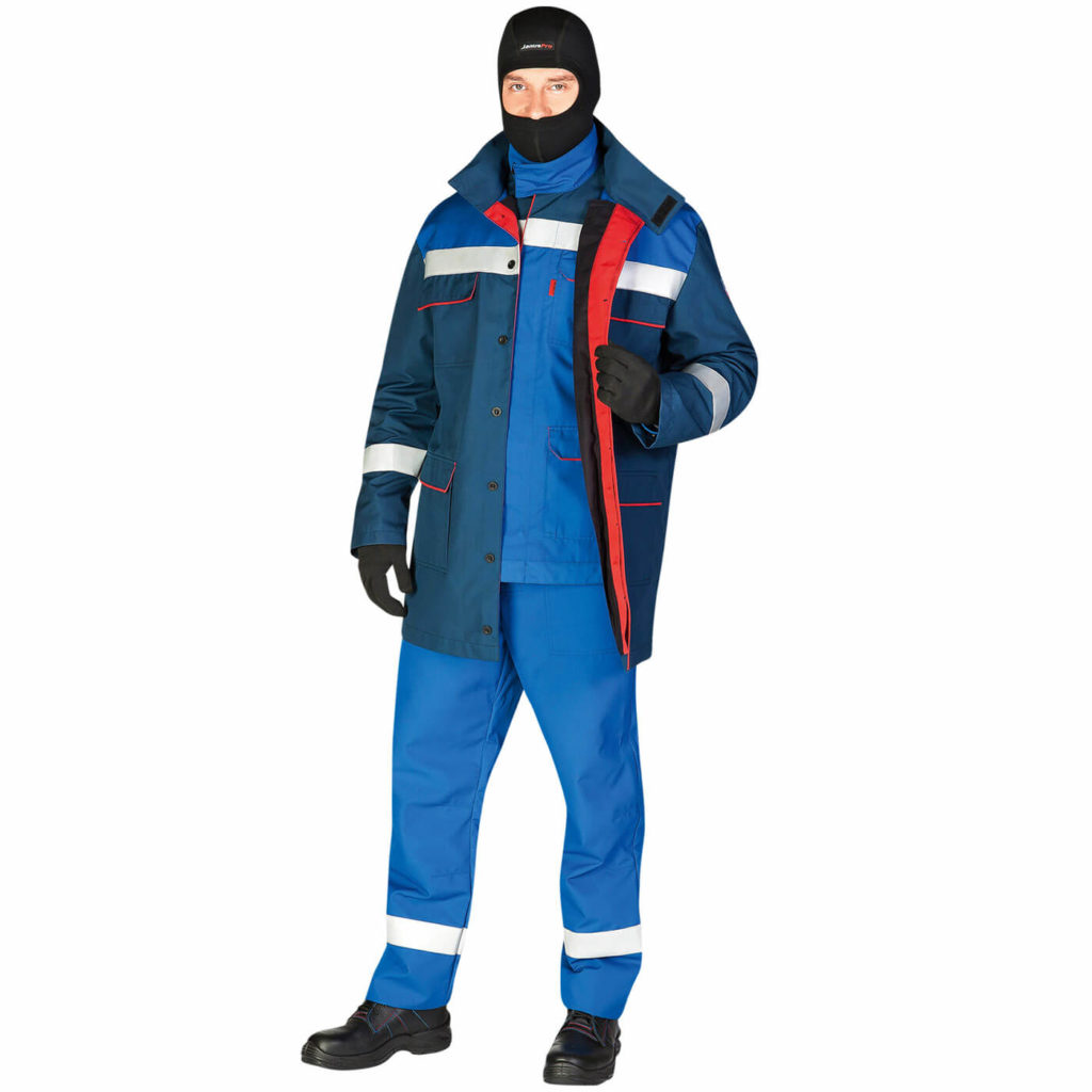 Куртка-накидка ЭЛЕКТРА КН-21 мужская (113-0135-01)