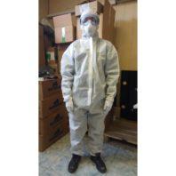 Комбинезон защитный из спанбонда 100г/м2
