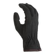 Перчатки хлопковые 1030B черные