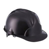 Каска защитная ЛИДЕР строительная черная