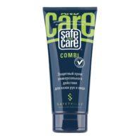 Крем защитный Safe and Care КОМБИ универсал.действия для кожи рук и лица 133-0208-01